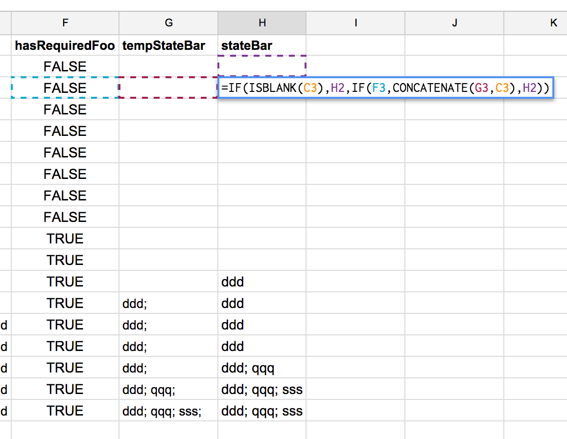 Spreadsheets Are An Awesome Functional Programming Tool